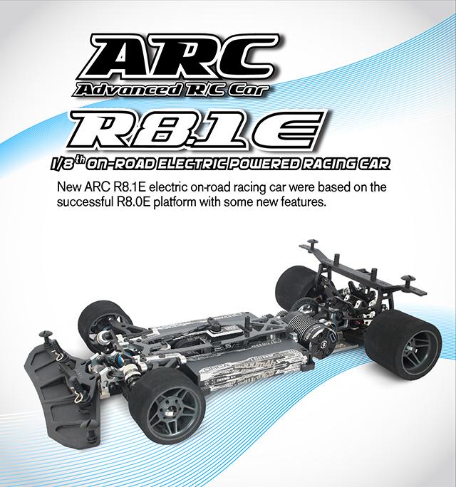 Rc Car News >> Arc